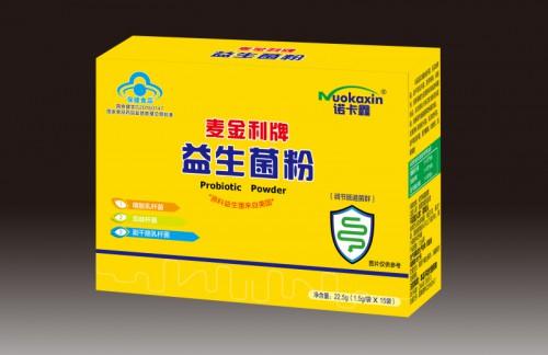 麦金利牌益生菌粉—诺卡鑫系列